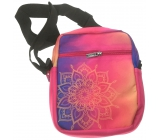 Albi Original Shoulder Bag Crossback Mandala 17 x 23 x 5 cm