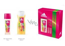 Adidas kaz.Get Ready for Women DNS75ml + SG250ml 0526