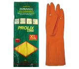 Bartoň Prolix Protective rubber gloves size XL 1 pair