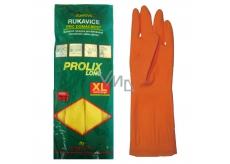 Bartoň Prolix Protective rubber gloves size XL 1 pair