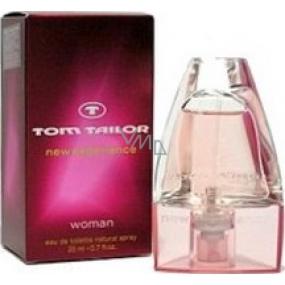 Tom Tailor New Experience Woman EdT 20 ml eau de toilette Ladies