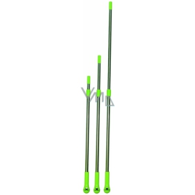 Spokar Green Line GL telescopic stick stainless steel 76-129 cm, hinge