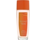 Beyoncé Heat Rush parfémovaný deodorant sklo pro ženy 75 ml