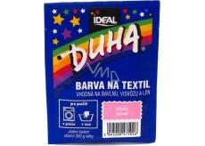 Duha Barva na textil číslo 02 růžová 15 g