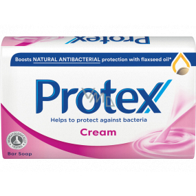 Protex Cream antibacterial toilet soap 90 g