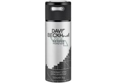 David Beckham Beyond Forever deodorant sprej pro muže 150 ml