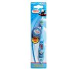 Thomas & Friends - Lokomotiva Tomáš 3D Soft toothbrush for children with cap