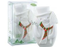 Kappus Snowman toilet soap in attractive, transparent box 100 g