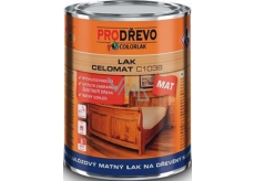 Colorlak Celomat C1038 nitrocellulose matt lacquer for wooden furniture 0,35 l