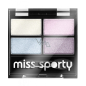 Miss Sports Studio Color Quattro Eyeshadow 415 Cool Unicorn 3.2 g