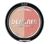 Miss Sports Designer Duo Sculpting Blush Blush 100 9g