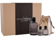 Bottega Veneta pour Homme Eau De Toilette 50 ml + After Shave Balm 30 ml + Eau De Toilette Spray 10 ml + Shower Gel 30 ml, Gift Set