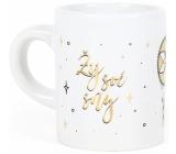 Albi Espresso mug Live your dreams 100 ml