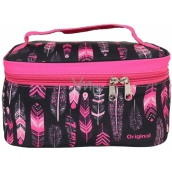Cosmetic bag - Feather