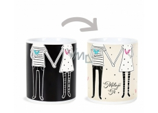 Albi Changing Mug Wedding - I Love You 310 ml