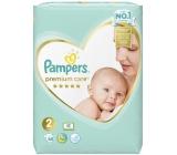 Pampers Premium Care 2 Mini 4-8 kg diapers 68 pieces