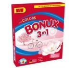 Bonux Color Magnolia 3in1 washing powder for colored laundry 4 doses of 300 g