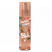 BU Tropical Passion Body Mist perfumed body spray for women 200 ml