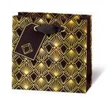BSB Luxury gift paper bag 145 x 15 x 6 cm Art Deco LDT 412 - CD