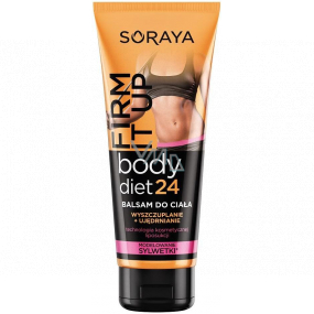 Soraya Body Diet 24 Firm It Up slimming, firming body lotion 200 ml