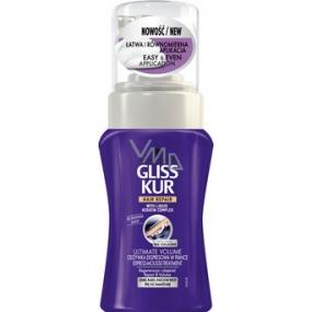Gliss Kur Ultimate Volume Regeneration and volume regenerating hair foam 125 ml