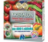 Agro Kristalon Healthy tomato and pepper 0,5 kg for 400 l dressing