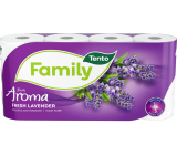 This Family Fresh Lavender perfumed toilet paper 2 ply 150 pieces 8 pieces