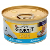 Gourmet Gold Cat Canned tuna for adult cats 85 g