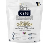 Brit Care Show Champion Salmon and premium herb for dogs of all breeds 1 kg