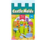 Castle Molds Creative molds castle 10 pieces