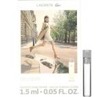 Lacoste pour Femme Legere EdT 1.5 ml Eau de Parfum, Vial
