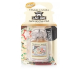 Yankee Candle Christmas Cookie luxury fragrance car tag