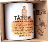 Bohemia Gifts & Cosmetics Keramický hrnek s obrázkem Pro tatínka 350 ml