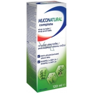 Muconatural Complete syrup 120ml 0107