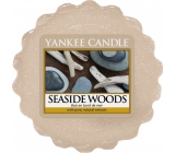 Yankee Candle Seaside Woods - Seaside wood fragrance wax for aroma lamp 22 g