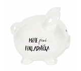 Albi Piggy bank large pearly First money box 13 cm