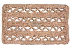 Spokar grid mat Coconut on the ground 35 x 60 cm 1 piece