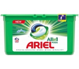 Ariel 3in1 Mountain Spring gel capsules for washing laundry 35 pieces 945 g