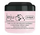 Ziaja Jeju White body foam with anti-inflammatory and antibacterial effects 200 ml