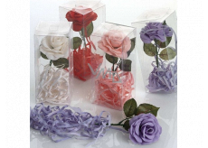 NeoCos Rose with soap petals pink 40 g, gift box