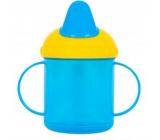 First Steps Mug with two handles blue 260 ml