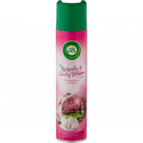 Air Wick Magnolia & Cherry Blossom - Magnolia and cherry blossom 6in1 air freshener spray 300 ml