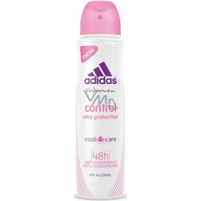 Adidas Cool & Care 48h Control Ultra Protection 150 ml Women's antiperspirant deodorant spray