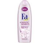 Fa Romantic Moments Cashmere & White Rose Shower Gel 250 ml
