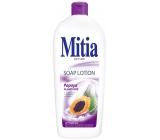 Mitia Papaya in Palm Milk Cream Liquid Soap Refill 1 l