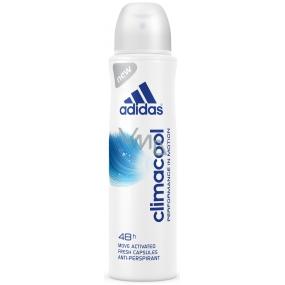 Adidas Climacool 48h antiperspitant deodorant sprej pro ženy 150 ml