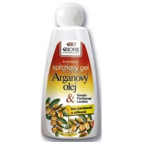 Bione Cosmetics Argan oil cream shower gel 260 ml