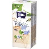 Bella Herbs Plantago Sensitive sanitary briefs 18 pcs