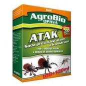 AgroBio Atak Set against ticks and mosquitoes 100 + 100 ml