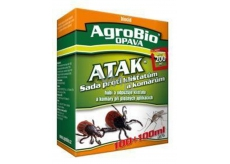 AgroBio Atak Set against ticks and mosquitoes 100 + 100 ml